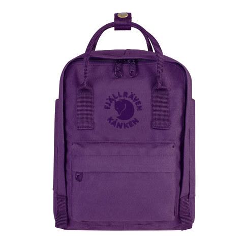 Рюкзак Fjallraven Re-Kanken Mini фиолетовый, 7 л