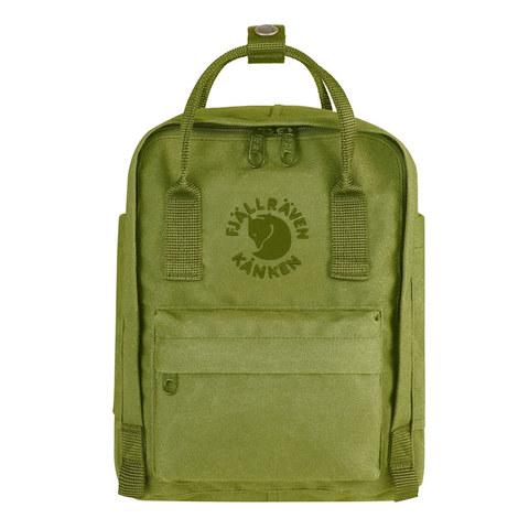 Рюкзак Fjallraven Re-Kanken Mini зеленый, 7 л