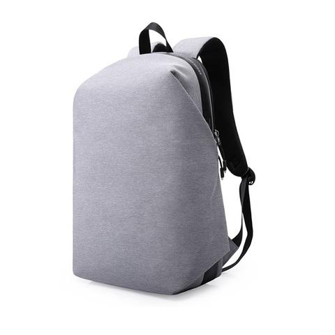 Рюкзак плоский для ноутбука 15,6 KAKA 17007 серый