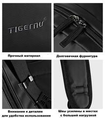 Рюкзак Tigernu T-B3249A зеленый