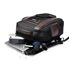 Рюкзак для города BOPAI 751-006751 черно-коричневый