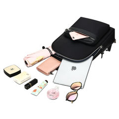 Рюкзак стильный BOPAI 62-17721 чёрный