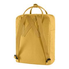 Рюкзак Fjallraven Kanken желтый, 16 л
