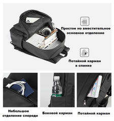 Рюкзак Tigernu T-B3249A красный