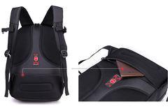 Рюкзак для ноутбука 17,3 Tigernu T-B3032C чёрный