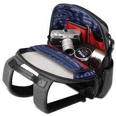 Рюкзак городской BOPAI 851-024318 тёмно-серый