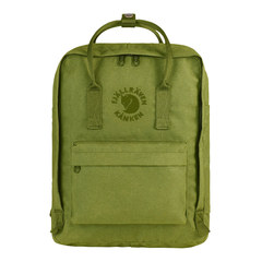 Рюкзак Fjallraven Re-Kanken зеленый, 16 л