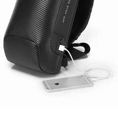Рюкзак однолямочный Bange BG22085 Plus чёрный