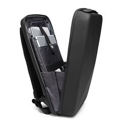 Рюкзак-антивор деловой Bange BG22092 чёрный