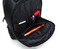 Рюкзак городской Tigernu T-B3105U чёрный/оранжевый