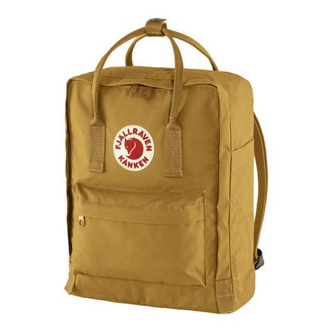 Рюкзак Fjallraven Kanken коричневый, 16 л