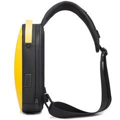 Однолямочный рюкзак Bange BG7256 желтый