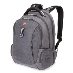 Рюкзак городской Wenger ScanSmart серый 34 л