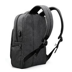 Рюкзак для ноутбука 14 Tigernu T-B3217 тёмно-серый