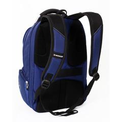 Рюкзак городской Wenger ScanSmart синий 34 л