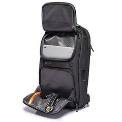 Рюкзак однолямочный Bange 7258 plus чёрный