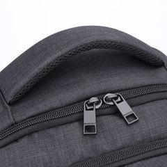 Рюкзак городской Golden Wolf GB-00369 чёрный
