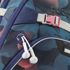 Рюкзак Coocazoo ScaleRale Cloudy Peach, розовый/синий