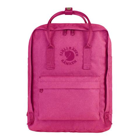 Рюкзак Fjallraven Re-Kanken темно-розовый, 16 л