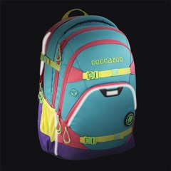Рюкзак Coocazoo ScaleRale Holiman голубой/розовый