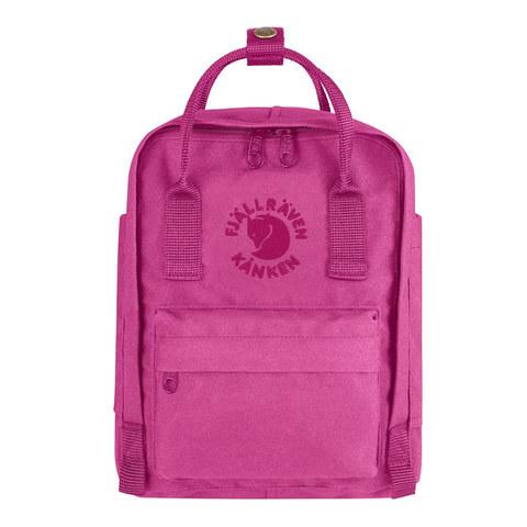Рюкзак Fjallraven Re-Kanken Mini темно-розовый, 7 л