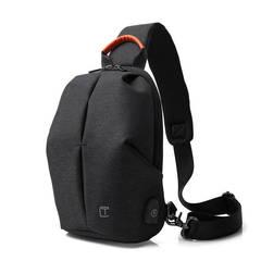Рюкзак однолямочный Tangcool TC905 тёмно-синий