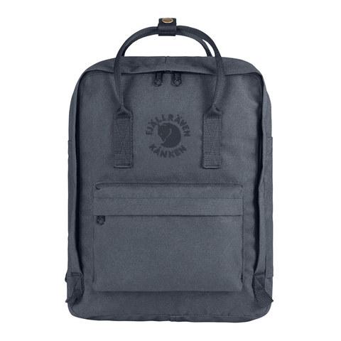 Рюкзак Fjallraven Re-Kanken темно-серый, 16 л