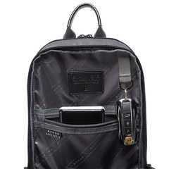 Однолямочный рюкзак Bange BG7082 серый