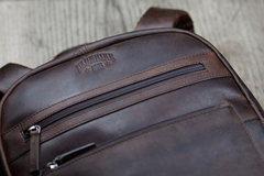 Рюкзак Klondike Digger Sade, темно-коричневый, 34x40x9 см