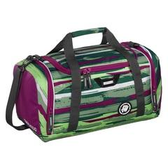 Сумка спортивная Coocazoo SporterPorter Bartik зеленый/розовый, 20 литров