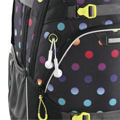 Рюкзак Coocazoo ScaleRale Magic Polka Colorful черный/розовый
