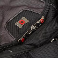 Рюкзак для ноутбука 16'' Wenger Pillar  чёрный/серый