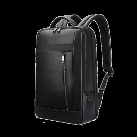 Рюкзак для ноутбука BOPAI 61-86711 нат. кожа черный