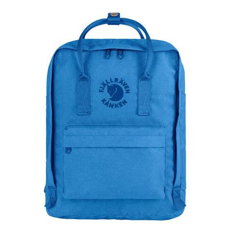 Рюкзак Fjallraven Re-Kanken ярко-синий, 16 л