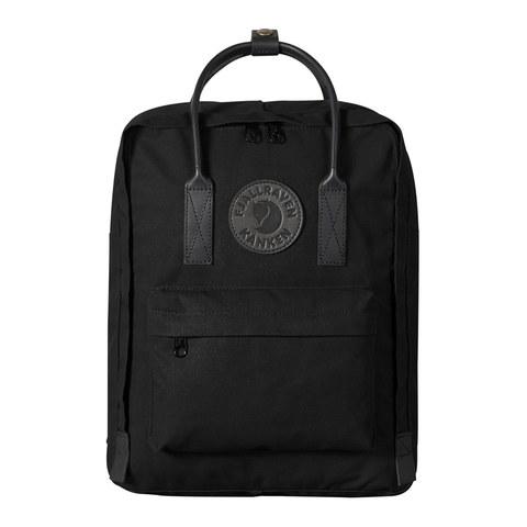 Рюкзак Fjallraven Kanken No. 2 Black Edition черный, 16 л