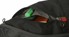 Рюкзак с одним плечевым ремнем Swissgear черный/серый