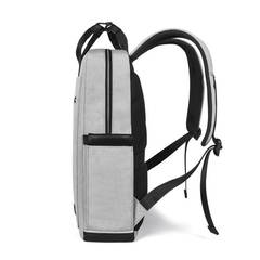 Рюкзак стильный WiWU Pioneer Pro серый