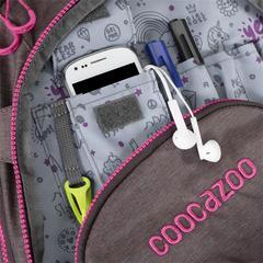 Рюкзак Coocazoo ScaleRale MixedMelange, розовый
