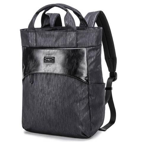 Рюкзак-сумка Tangcool 8049 тёмно-серый