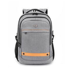 Рюкзак городской Golden Wolf GB-00370 серый