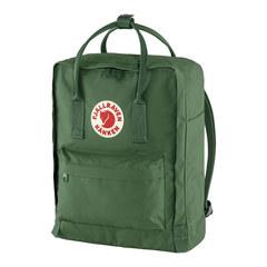 Рюкзак Fjallraven Kanken зеленый, 16 л