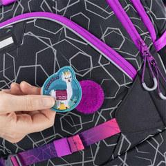 Рюкзак Coocazoo ScaleRale Laser Reflect Berry