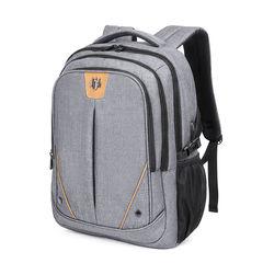 Рюкзак городской Golden Wolf GB-00369 серый