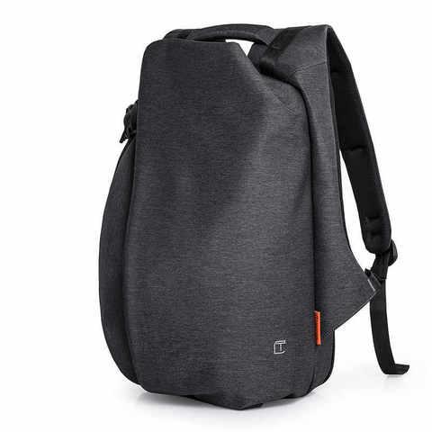 Рюкзак антивор молодёжный для ноутбука 15.6