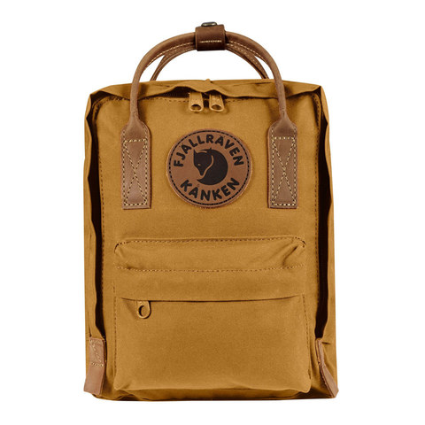 Рюкзак Fjallraven Kanken №2 Mini коричневый, 7 л