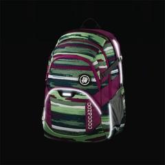 Рюкзак Coocazoo JobJobber2 Bartik зеленый/розовый, 30 литров