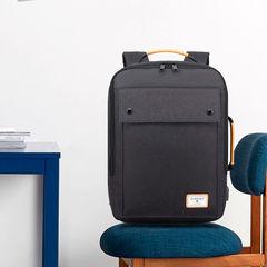 Рюкзак-трансформер для ноутбука Golden Wolf GB-00368 чёрный