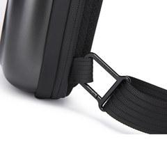 Сумка плечевая Bange BG7353 черная матовая