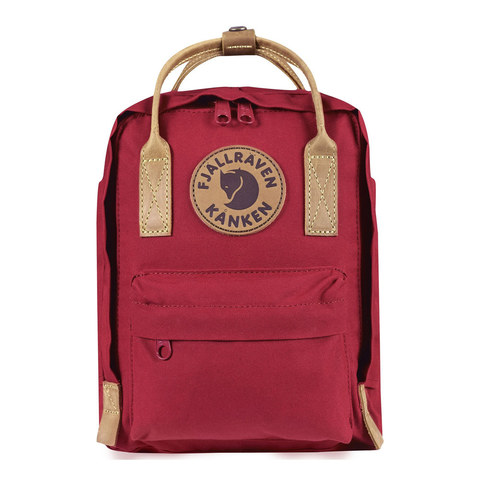 Рюкзак Fjallraven Kanken №2 Mini темно-красный, 7 л
