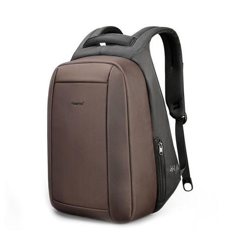 Рюкзак антивор Tigernu T-B3599 коричневый